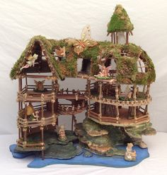 Fairyhouseb Tree House